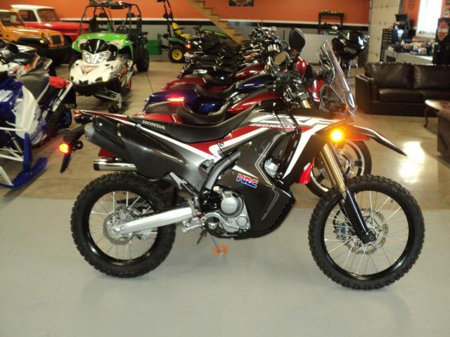 2020 Honda CRF 250