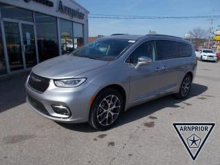 New 2021 Chrysler Pacifica Limited for sale in Arnprior, ON