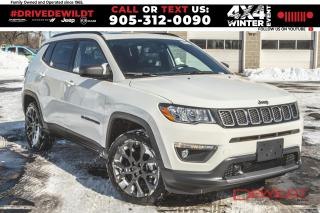 New 2021 Jeep Compass 80th Anniversary   Driver Assistance   for sale in Hamilton, ON
