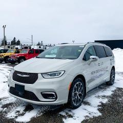New 2021 Chrysler Pacifica Limited for sale in Kapuskasing, ON