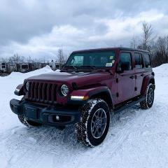 New 2021 Jeep Wrangler Unlimited Sport 80th Anniversary for sale in Kapuskasing, ON
