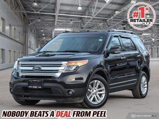 Used 2014 Ford Explorer XLT for sale in Mississauga, ON