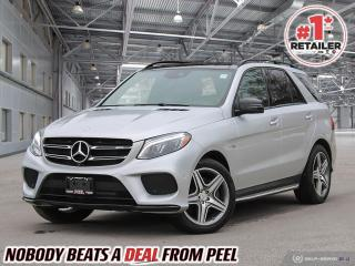 Used 2017 Mercedes-Benz GLE AMG 43 4MATIC for sale in Mississauga, ON