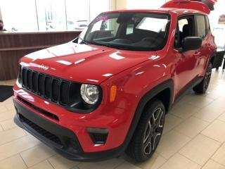 New 2021 Jeep Renegade Jeepster for sale in Slave Lake, AB