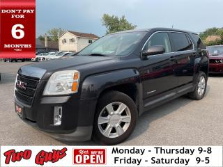 Used 2013 GMC Terrain SLE -1   Bluetooth   B/Up Cam   Pwr Seat   Power G for sale in St Catharines, ON