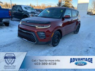 Used 2020 Kia Soul EX ONE PREVIOUS OWNER / CLEAN CARFAX for sale in Calgary, AB