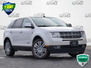 Used 2010 Lincoln MKX LIMITED EDITION | AWD | PANORAMIC ROOF | NAVIGATION | HEATED FRONT/REAR SEATS | for sale in Waterloo, ON