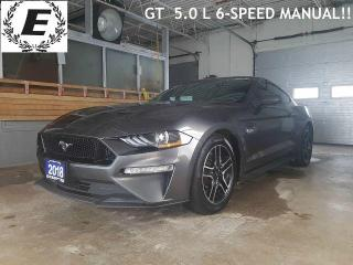 Used 2018 Ford Mustang GT for sale in Barrie, ON