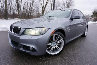 Used 2011 BMW 3 Series RARE/ M-SPORT / MANUAL /STUNNING COMBO & CONDITION for sale in Etobicoke, ON