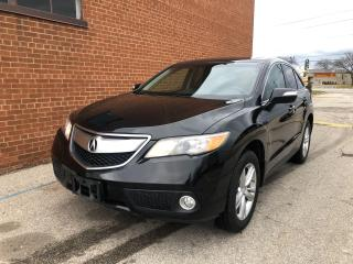 Used 2014 Acura RDX Tech Pkg/LEATHER /SINROOF/ for sale in Oakville, ON