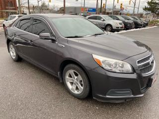 Used 2013 Chevrolet Malibu LT ** AUTOSTART, BLUETOOTH , BACK CAM ** for sale in St Catharines, ON