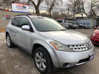 Used 2007 Nissan Murano SL for sale in Toronto, ON