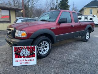 Used 2008 Ford Ranger FX4/Off-Rd for sale in Glencoe, ON