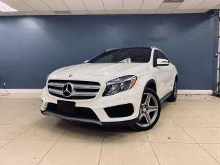 Used 2017 Mercedes-Benz GLA GLA 250 Nav Backup Camera Blind Spot Heated Seats  for sale in North York, ON