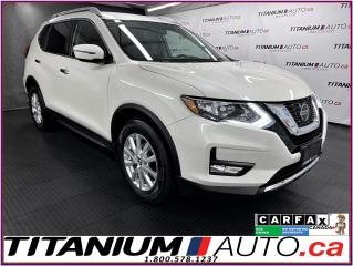Used 2018 Nissan Rogue SV-FEB+Blind Spot+Remote Start+Camera+Apple Play for sale in London, ON