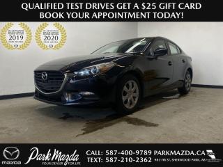 Used 2018 Mazda MAZDA3 GX for sale in Sherwood Park, AB