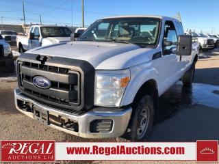 Used 2012 Ford F-250 S/D XL 4D SUPERCAB SWB 4WD 6.2L for sale in Calgary, AB