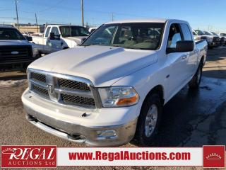 Used 2012 RAM 1500 SLT 4D Crew Cab 4WD 5.7L for sale in Calgary, AB