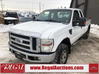 Used 2008 Ford F-250 SD XLT 4D SUPERCAB 4WD 6.4L for sale in Calgary, AB