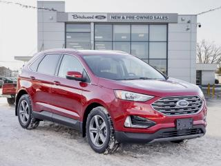 New 2020 Ford Edge SEL 201A COLD WTHR, PKG | CO-PILOT360 | NAV for sale in Winnipeg, MB