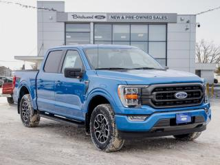 New 2021 Ford F-150 XLT 302A FX4 SPRT PKG | SYNC4 | TAILGATE STEP for sale in Winnipeg, MB