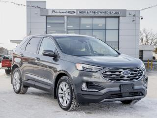 New 2020 Ford Edge Titanium 301A COLD WTHR PKG | PANOROOF | NAV for sale in Winnipeg, MB