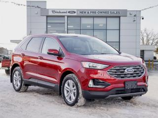 New 2020 Ford Edge SEL 201A CONV, CLD PKG | PWR LIFTGATE | PANO ROOF for sale in Winnipeg, MB