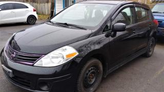Used 2012 Nissan Versa 1.8 S Hatchback for sale in St. Catharines, ON