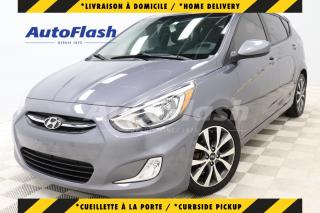 Used 2016 Kia Rio SX * HYUNDAI ACCENT SE *CUIR! LEATHER!* for sale in Saint-Hubert, QC