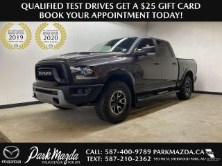 Used 2017 RAM 1500 Rebel for sale in Sherwood Park, AB