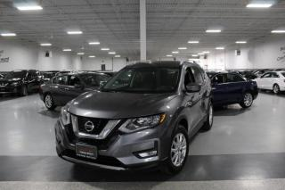 Used 2017 Nissan Rogue SV AWD NO ACCIDENTS I NAVIGATION I PANOROOF I REAR CAM I BT for sale in Mississauga, ON