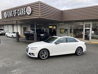 Used 2019 Audi A4 Progressiv Plus S-Line Quattro for sale in Langley, BC