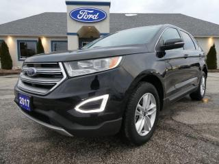 Used 2017 Ford Edge SEL | Navigation | Heated Seats | Remote Start for sale in Essex, ON