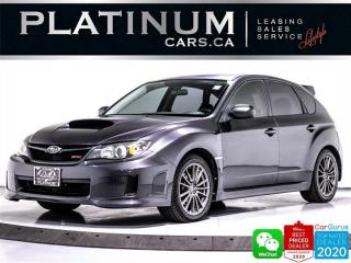 Used 2011 Subaru Impreza WRX,AWD, MANUAL,EXHAUST, HEATED, BT, SAT RADIO for sale in Toronto, ON