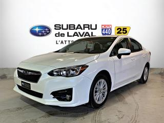 Used 2018 Subaru Impreza 2.0i Tourisme Awd Berline ** Apple Carpl for sale in Laval, QC