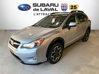 Used 2015 Subaru XV Crosstrek Sport EyeSight ** Toit ouvrant ** for sale in Laval, QC