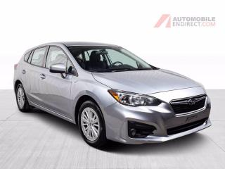 Used 2017 Subaru Impreza TOURING PACKAGE HATCHBACK AWD GROS ECRAN MAGS for sale in St-Hubert, QC
