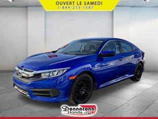 Used 2017 Honda Civic LX *GARANTIE 10 ANS / 200 000 KM* for sale in Donnacona, QC