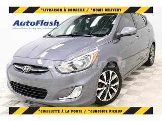 Used 2016 Kia Rio SX * HYUNDAI ACCENT SE *CUIR! LEATHER!* for sale in St-Hubert, QC