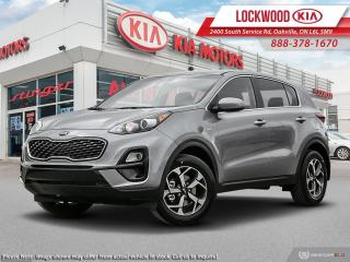 Used 2021 Kia Sportage 2.4L LX AWD for sale in Oakville, ON