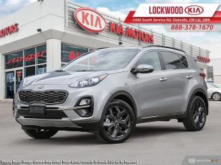 Used 2021 Kia Sportage 2.4L EX AWD S for sale in Oakville, ON
