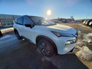 New 2021 Nissan Rogue Platinum for sale in Swift Current, SK