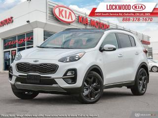 Used 2021 Kia Sportage 2.4L EX Premium AWD for sale in Oakville, ON