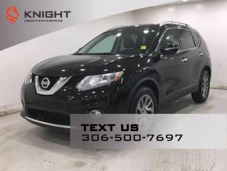 Used 2015 Nissan Rogue SL AWD | Leather | Sunroof | Navigation | for sale in Regina, SK