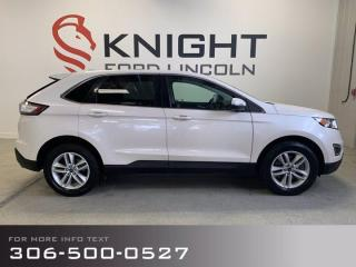 Used 2017 Ford Edge SEL, Fully Loaded! for sale in Moose Jaw, SK