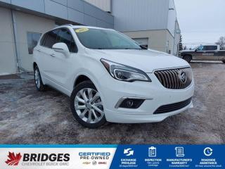 Used 2017 Buick Envision Premium I **Heated Seats/Steering | Remote Start | Parking Assist System** for sale in North Battleford, SK