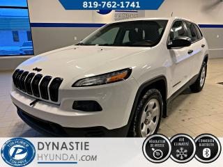 Used 2015 Jeep Cherokee Sport for sale in Rouyn-Noranda, QC