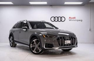 New 2021 Audi A4 Allroad Technik for sale in Winnipeg, MB