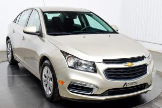 Used 2016 Chevrolet Cruze LT A/C CAMERA DE RECUL for sale in Île-Perrot, QC