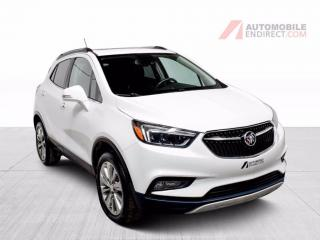 Used 2017 Buick Encore ESSENCE AWD CUIR TOIT MAGS for sale in Île-Perrot, QC